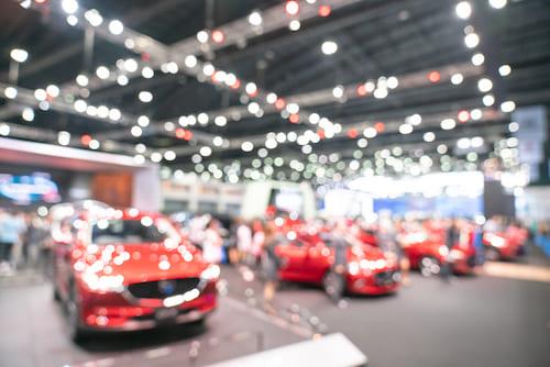 Marketing Autohaus - Messe