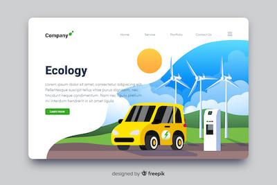 Marketing Autohaus - Webseite