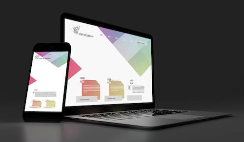 Firmenwebsite erstellen lassen