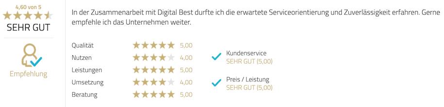 testimonial_4 - Online Marketing Saarland - Digital Best