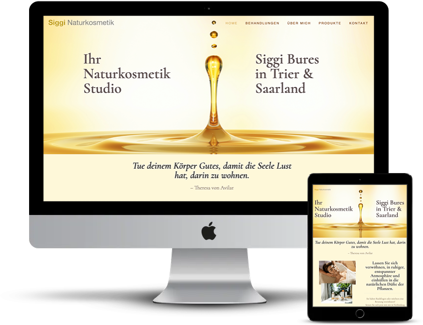 webdesign saarland_siggiNaturkosmetik_Testimonial